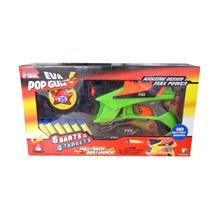 Pistola Lanza Dardos Eva Pop Gun