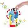 Granja Giratoria Didáctica Con Ventosa Mickey Para Bebes