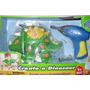 Dinosaurio Triceratops Para Armar Y Crear Con Herramientas