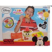 Frozen Pop Minnie Mickey Mouse Fabrica De Chupetines Helados