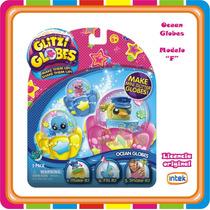 Glitzi Globes Bolas Globos De Nieve Pack X3 - Mundo Manias