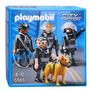 Playmobil Equipo Policial Unidad Especial 5565