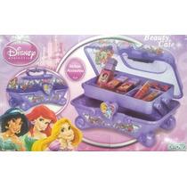 Princess Beauty Case Ditoys Cofre Con Accesorios Princesas