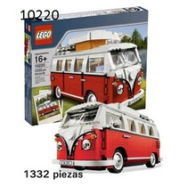 Juego Ingenio Lego Creator Volkswagen T1 Camper Van 10220