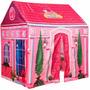 Casita Infantiles De Tela Barbie Carpa Casa Castillo Nenas