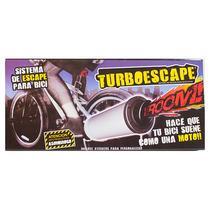 Turbo Escape Para Bicicleta En Caja Fd1967