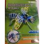 Rompecabeza 3d De Carton Maqueta Insectos