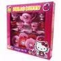 Juego De Te Hello Kitty Barbie Original Mini Play - Devoto