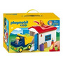 Playmobil 123 Camión Garage Nene-giro Didactico