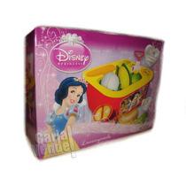 Disney Princesas Lavavegetales Ideal Casita Con Agua