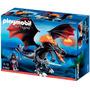 Playmobil Dragon Gigante Con Fuego Led 5482