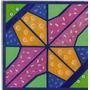 Kit Origami Para Niños Didactico Mariposa, Libelula, Etc.