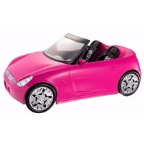 Auto Barbie Original Tv Con Accesorios Photoprint