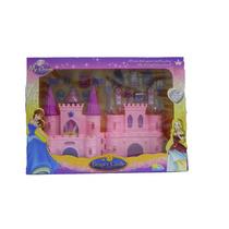 Castillo De Princesas Con Accesorios Juguetes
