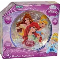Tambor Luminoso Princesas