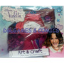 Disney Violetta Art & Craft Crea Tus Accesorios De Vulcanita