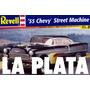 Revell Maqueta P/ Armar Chevy 55 Street Machine Escala 1/24