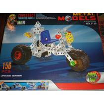 Metal Models Tipo Mecano 156 Pieza