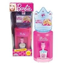 Dispenser De Agua Luz Y Sonido Barbie Tapimovil Mundomanias