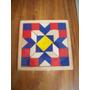 Juego Ingenio Tetris-rompecabezas Madera- Packying Cerrado