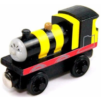 Locomotora Tren Busy As Bee James Madera Iman Thomas&friends