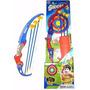 Juego Arco Y Flecha Arqueria Infantil Con Laser La Horqueta