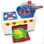 Petit Gourmet Cocina Con Horno Y Accesorios