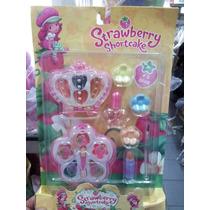 Set De Maquillaje Infantil Doble Con Accesorios