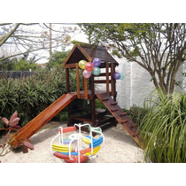 Juegos Infantiles En Madera Exterior/interior Ofertaaa!!!!