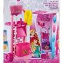 Set De Limpieza Disney Princesas Con Carrito, Balde Y Escoba