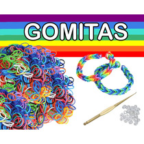 Bolsita X600 Banditas Gomitas + Aguja + Ganchitos