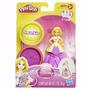 Rapunzel Y Cenicienta Masa Play Doh Vestidos Mágicos Tv