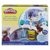 Masa Play Doh Princesas Frozen Disney Hasbro - Mundo Manias