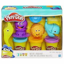 Educando Set Masa Play-doh Creatividad Submarina Arte B1378