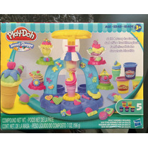 Play Doh Sweet Shape Fabrica Helados