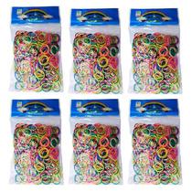Loom Bands 3600 Gomitas Pulseras Jugueteria Palermo Toys