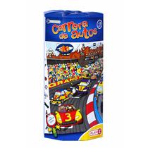 Puzzle 88 Piezas Carrera De Autos