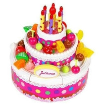 Torta De Cumpleaños Juliana