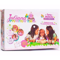 Torta Juliana Grande Original Tv.