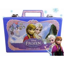 Educando Valija Frozen Fabrica De Dijes Nena Fro001