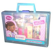 Valija Doctora Juguete Set Decoracion Pinturas/ Open-toys116