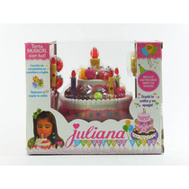 Juliana Torta De Cumpleaños Chica Kvk8340