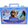Valija Frozen Fábrica De Dijes Bijou Disney Anna Elsa
