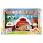 Set Granja Con Sonido Y Accesorios No Little People