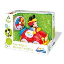Auto A Control Remoto Mickey Baby Car Disney Baby