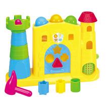 Kidsmart Castillo Didactico Chateau Juguete Para Bebes