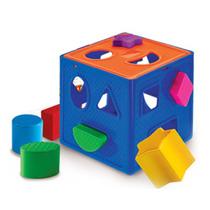 Cubo Didactico De Encastre Duravit Primera Infancia Bebes