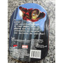 Iron Man Librito + Pin Ball Estilo Pocketeer Marvel Raro