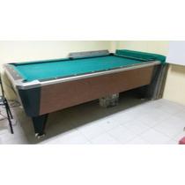 Cuatro Mesas De Pool A Un Solo Precio