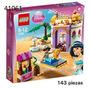 Lego Juguete Niños Friends Jasmines Exotic Palace 41061